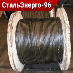 Канат стальной шахтный ГОСТ 16827-81