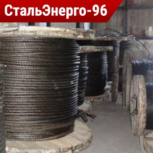 Канат двойной свивки типа ТЛК-О ГОСТ 3079-88